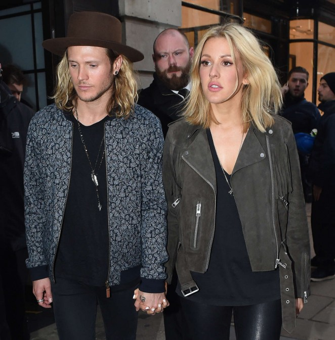 """whos ellie goulding dating 2013 Ellie goulding claims she never dated ed sheeran after it was rumored  24,  released his 2014 hit """"don't,"""" about a girl who led him on before."""