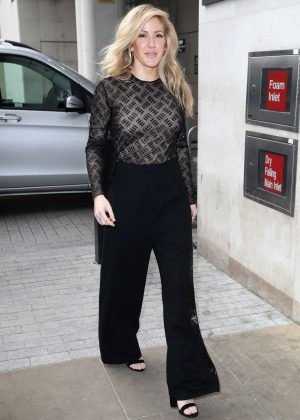 Ellie Goulding - Out in London