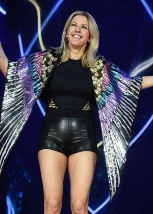 Ellie Goulding - Performing at Sportpaleis in Antwerpen