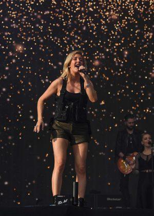 Ellie Goulding -Performs at BBC Radio 1's Big Weekend in Exeter