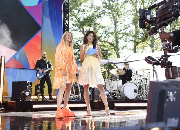 Ellie Goulding: Performs live on GMA Summer Concert on Good Morning America-02