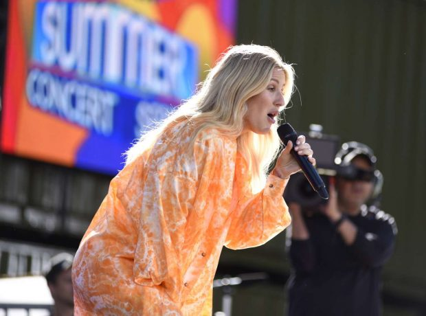Ellie Goulding: Performs live on GMA Summer Concert on Good Morning America-25