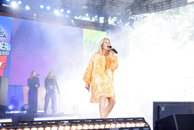 Ellie Goulding: Performs live on GMA Summer Concert on Good Morning America-26