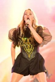 Ellie Goulding - Performs on stage at Rock in Rio 2019 in Rio de Janeiro