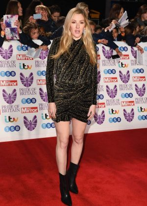 Ellie Goulding - Pride of Britain Awards 2018 in London