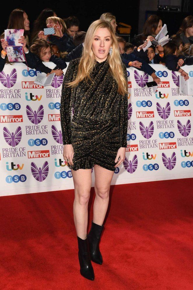 Ellie Goulding - Pride of Britain Awards 2018 in London