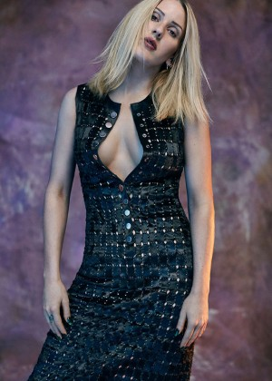 Ellie Goulding - Rollacoaster Isuue #17 Photoshoot 2015