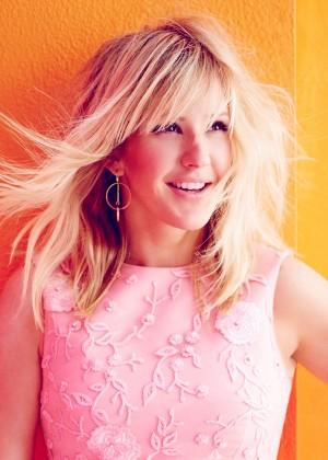 Ellie Goulding - Seventeen Magazine (April 2016)