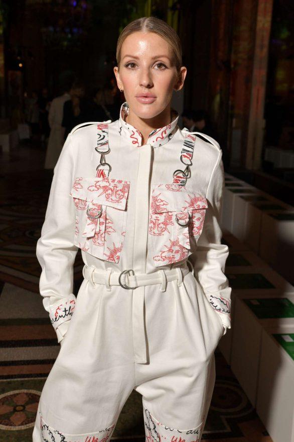 Ellie Goulding - Stella McCartney Fashion Show SS 2020 at Paris Fashion Week