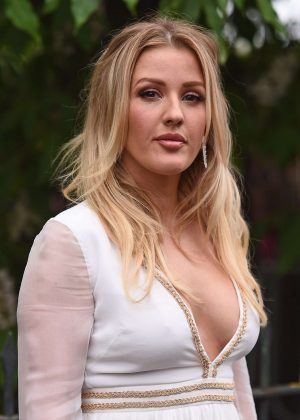 Ellie Goulding - The Serpentine Summer Party 2016 in London