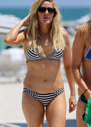 Ellie Goulding in a Bikini in Miami