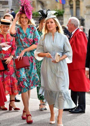 Ellie Goulding - Wedding of Princess Eugenie of York to Jack Brooksbank in Windsor