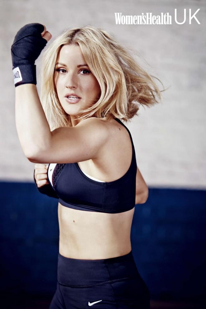 Ellie Goulding - Women's Health UK Magazine (May 2015)