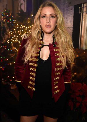 Ellie Goulding - Z100's iHeartRadio Jingle Ball 2016 in New York
