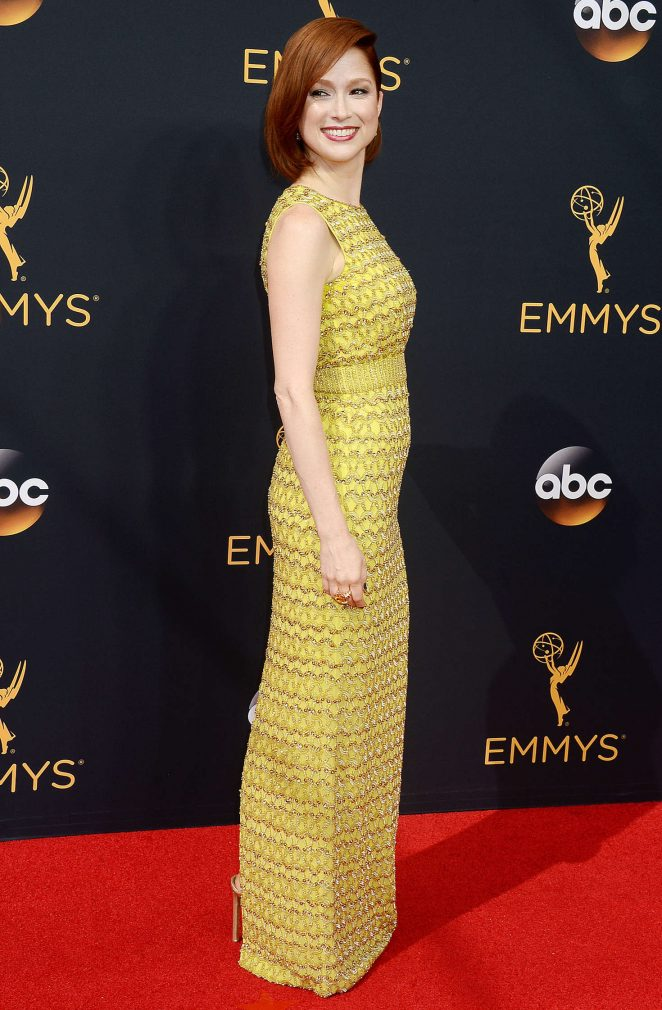 Ellie Kemper - 2016 Emmy Awards in Los Angeles