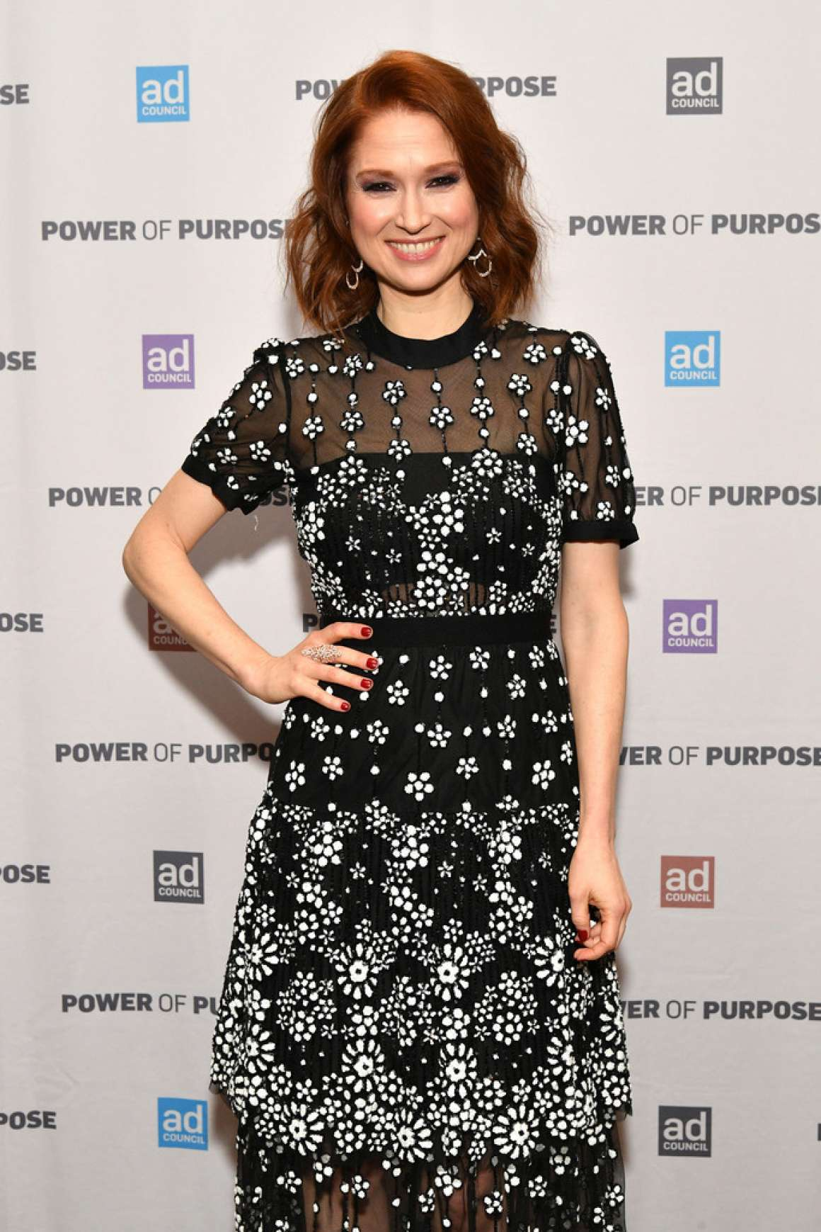 Ellie Kemper - 2019 Ad Council Dinner in NYC