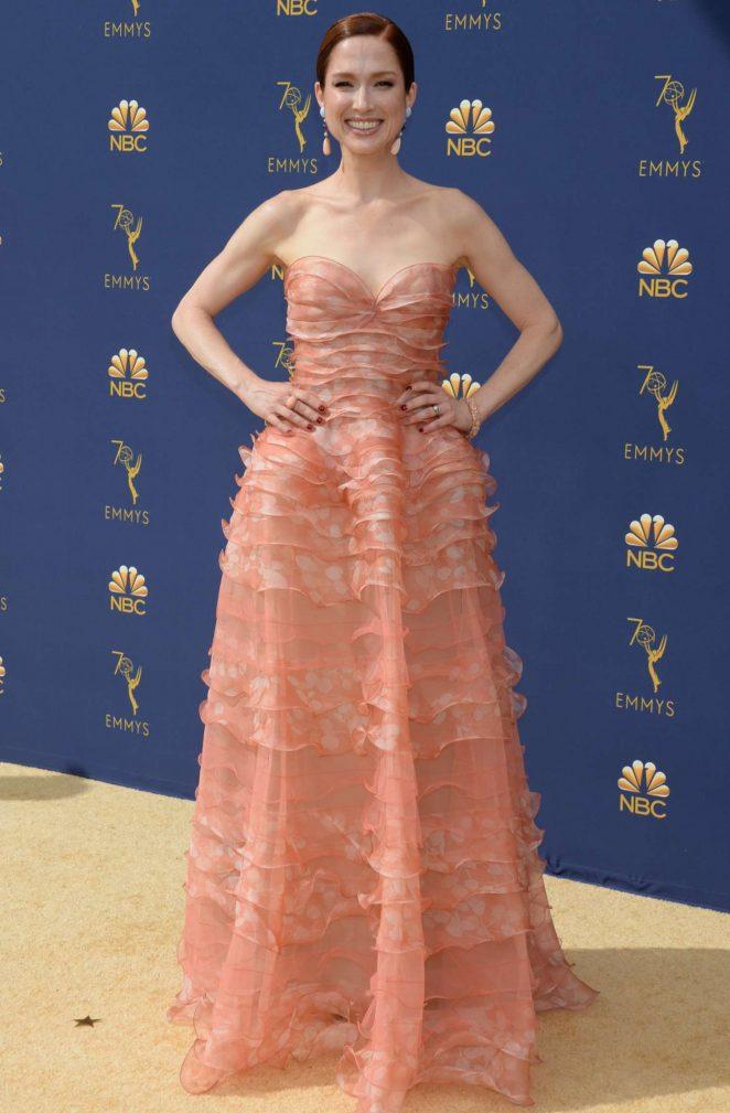 Ellie Kemper – 70th Primetime Emmy Awards in LA