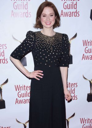Ellie Kemper - 71st Annual Writers Guild Awards in New York City