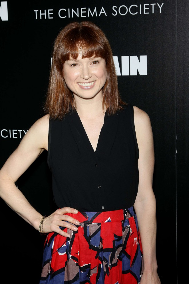 Ellie Kemper - 'The D Train' Premiere in NYC