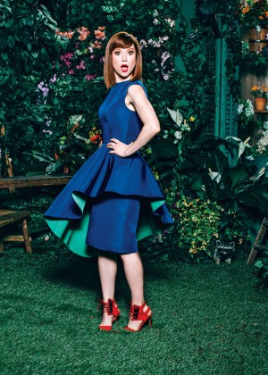 Ellie Kemper – The Hollywood Reporter Photoshoot by Ramona ...