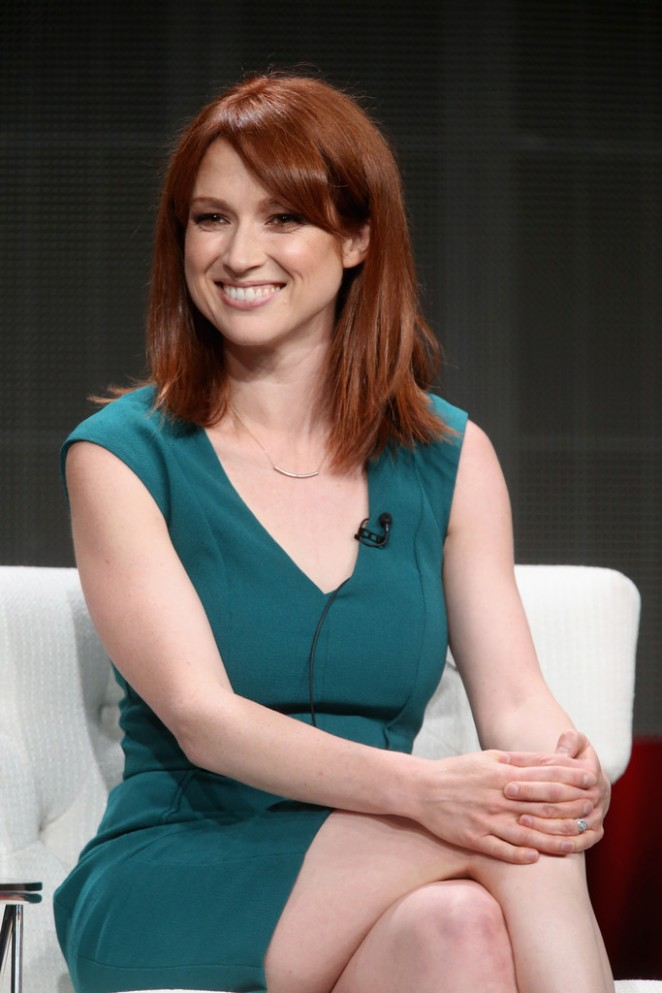Ellie Kemper - 'Unbreakable Kimmy Schmidt' Panel Discussion at 2015 Summer TCA Tour in Beverly Hills