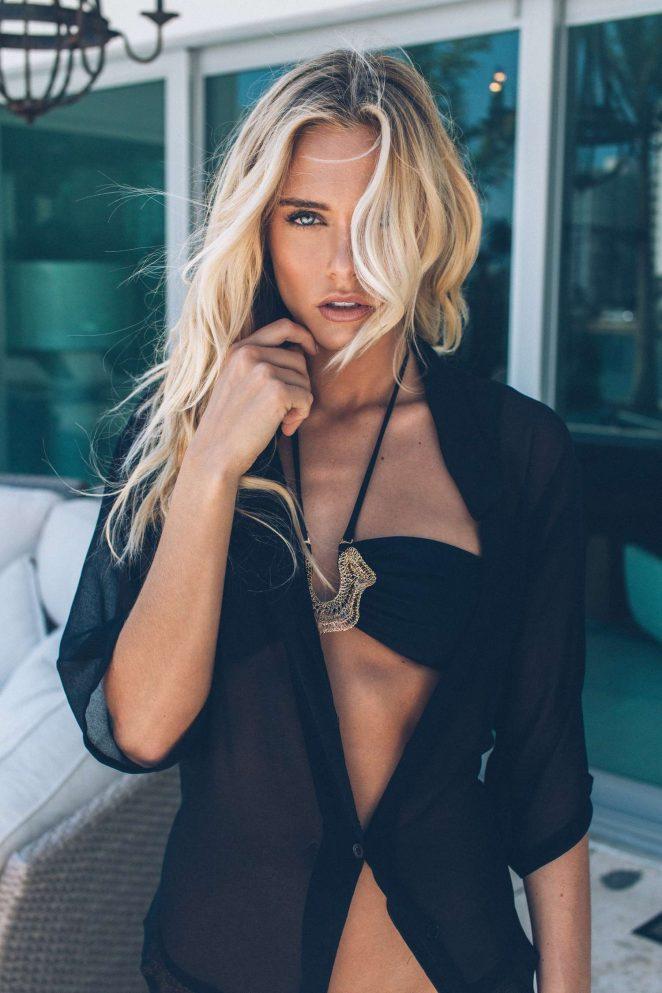 Ellie Ottaway - Cody McGibbon Photoshoot 2016