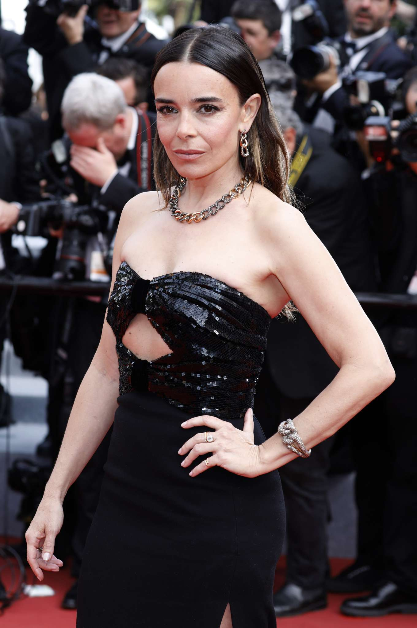 Elodie Bouchez - 'Once Upon A Time In Hollywood' Premiere at 2019 Cannes Film Festival