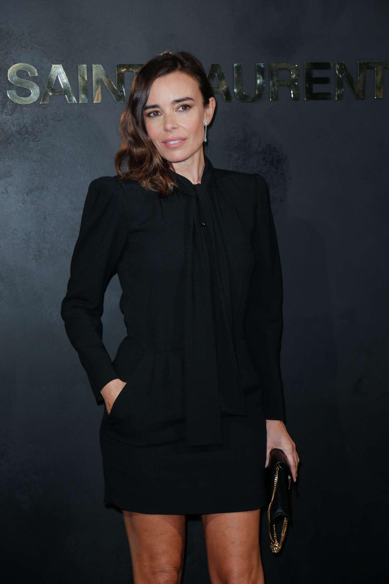 Elodie Bouchez 2019 : Elodie Bouchez – Saint Laurent Womenswear SS 2020 Show at Paris Fashion Week-01