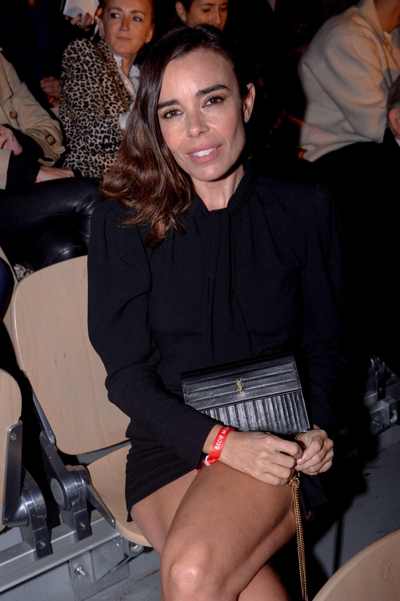 Elodie Bouchez 2019 : Elodie Bouchez – Saint Laurent Womenswear SS 2020 Show at Paris Fashion Week-07