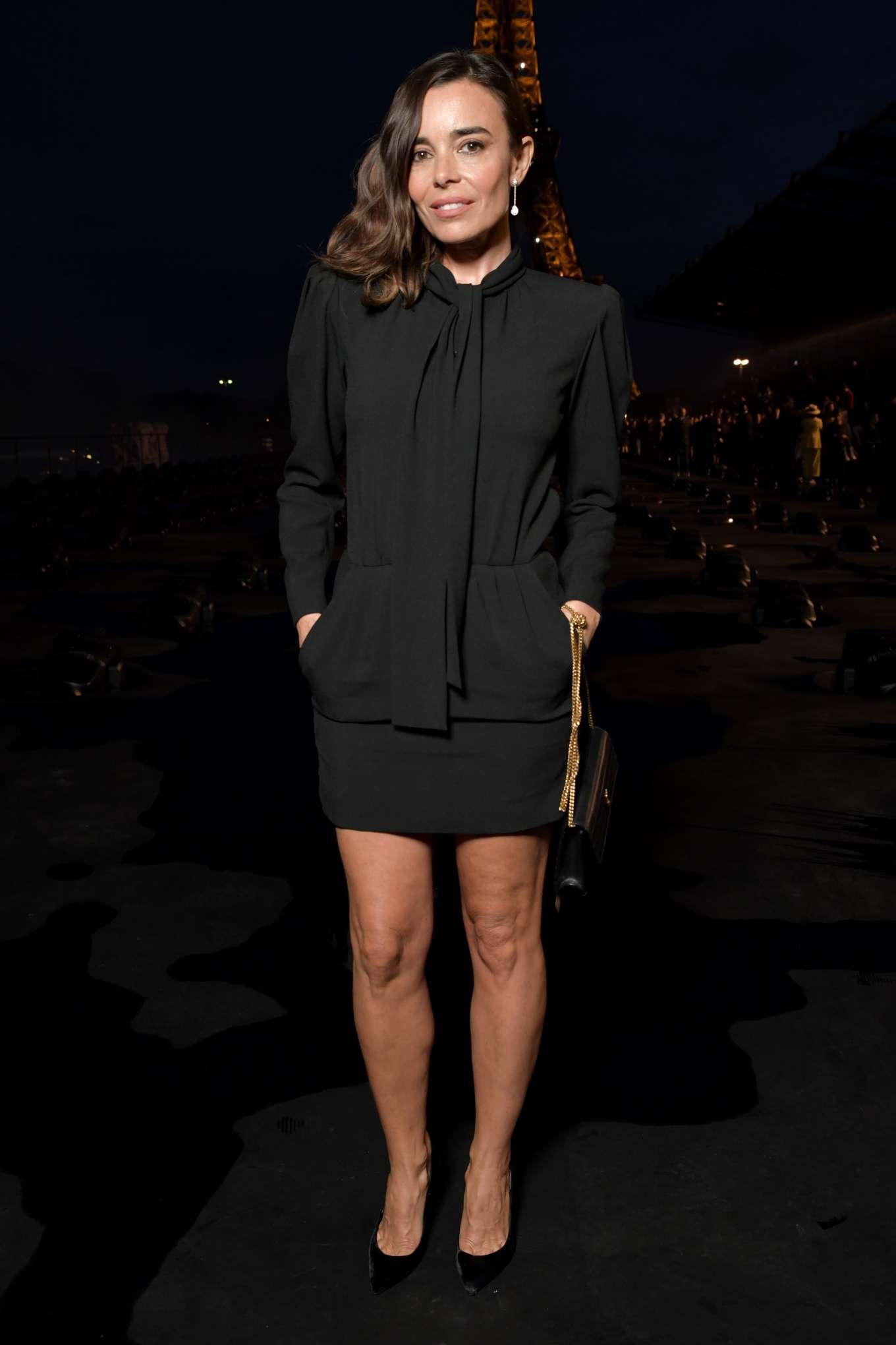 Elodie Bouchez 2019 : Elodie Bouchez – Saint Laurent Womenswear SS 2020 Show at Paris Fashion Week-12