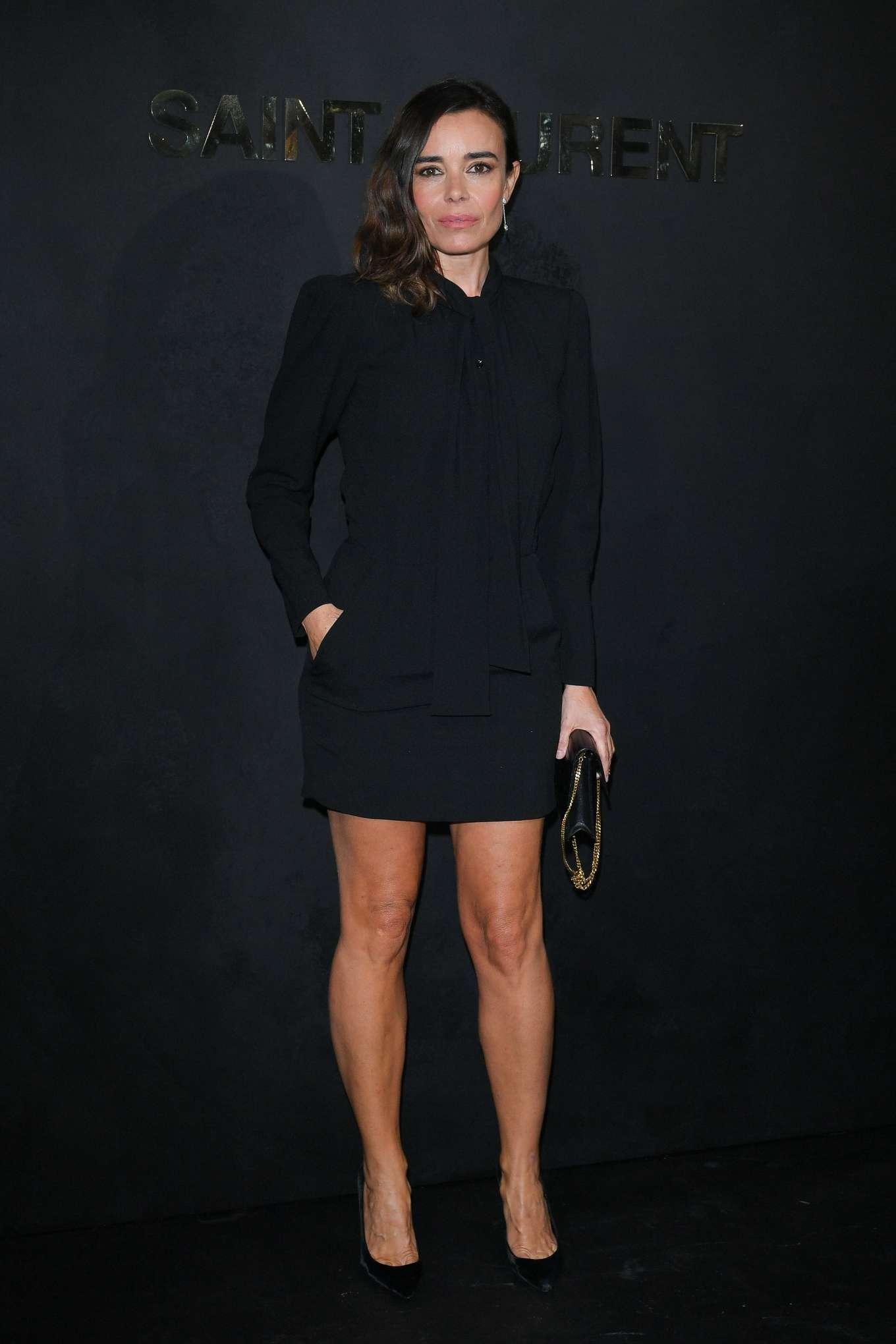 Elodie Bouchez 2019 : Elodie Bouchez – Saint Laurent Womenswear SS 2020 Show at Paris Fashion Week-14