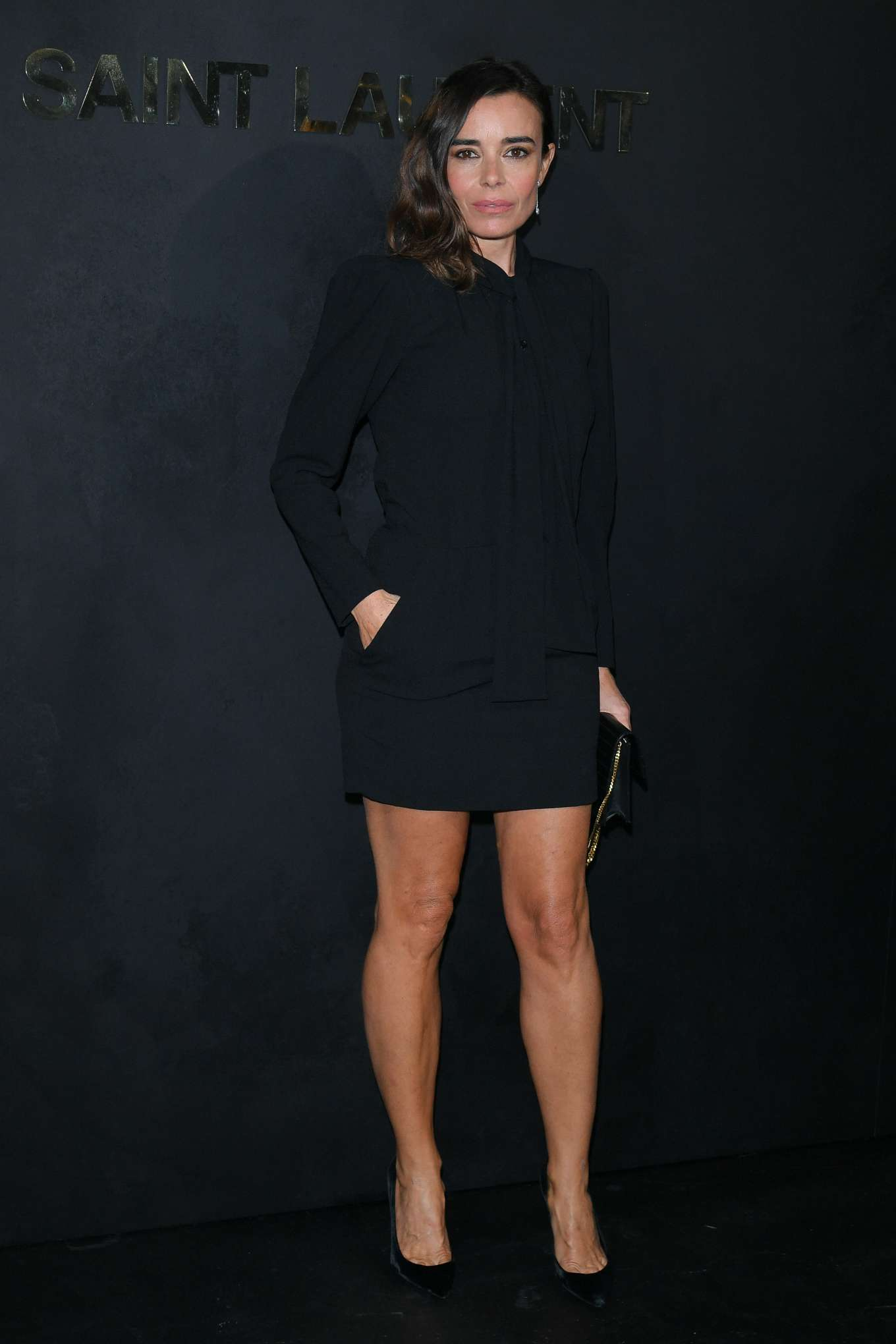 Elodie Bouchez 2019 : Elodie Bouchez – Saint Laurent Womenswear SS 2020 Show at Paris Fashion Week-15