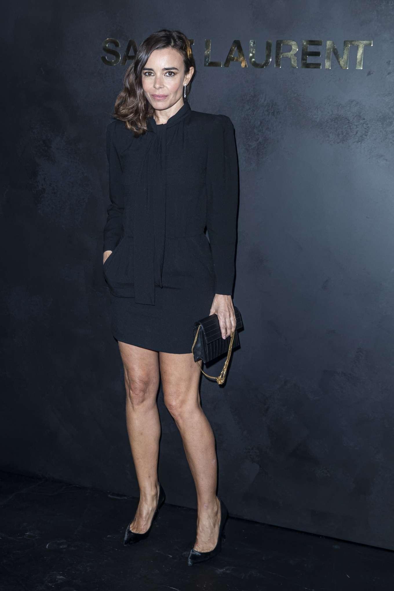 Elodie Bouchez 2019 : Elodie Bouchez – Saint Laurent Womenswear SS 2020 Show at Paris Fashion Week-16