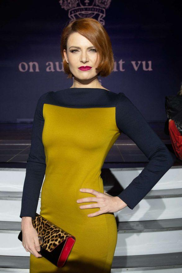 Elodie Frege - On Aura Tout Vu Haute Couture Show 2020 in Paris