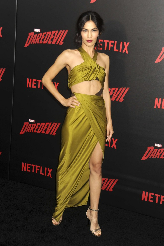 Elodie Yung - 'Daredevil' Season 2 Premiere in New York