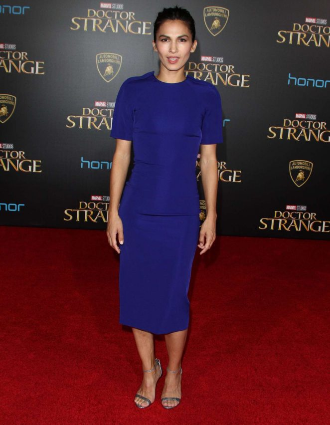 Elodie Yung - 'Doctor Strange' Premiere in Hollywood