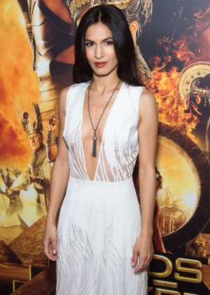 Elodie Yung - 'Gods Of Egypt' Premiere in New York