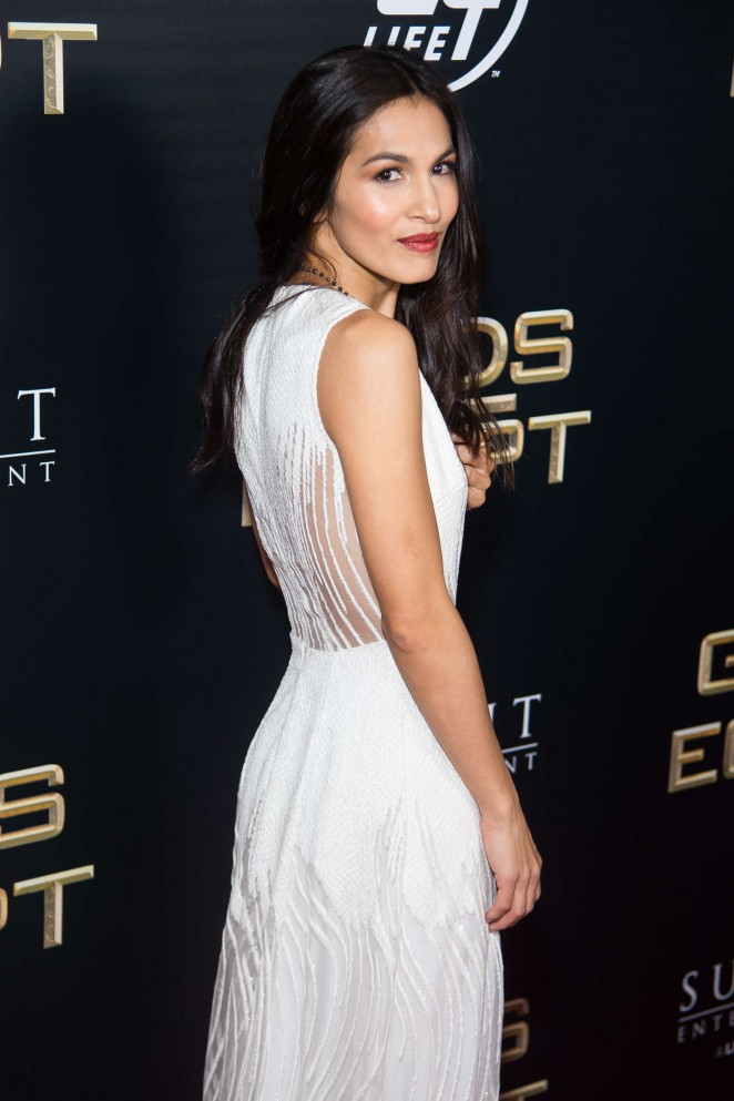 Elodie Yung: Gods Of Egypt NY Premiere -13 - GotCeleb Megan Fox New