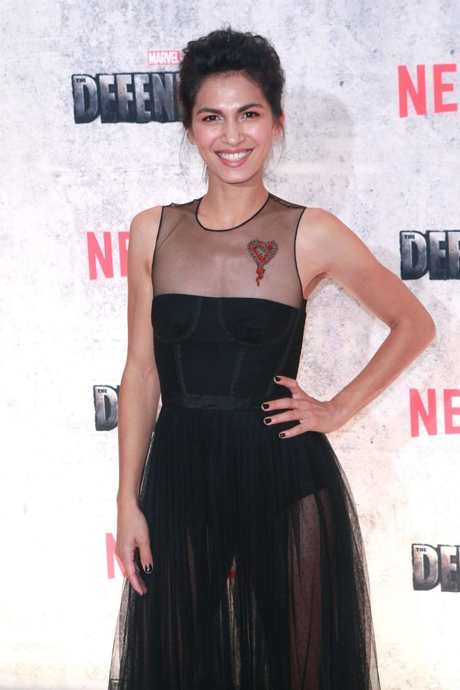 Elodie Yung - 'The Defenders' Premiere in New York