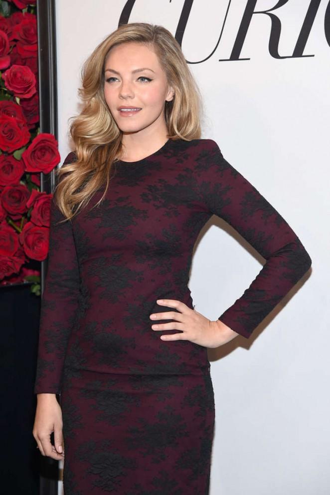 "Eloise Mumford - ""Fifty Shades Of Grey"" Fan First Screening in NYC"