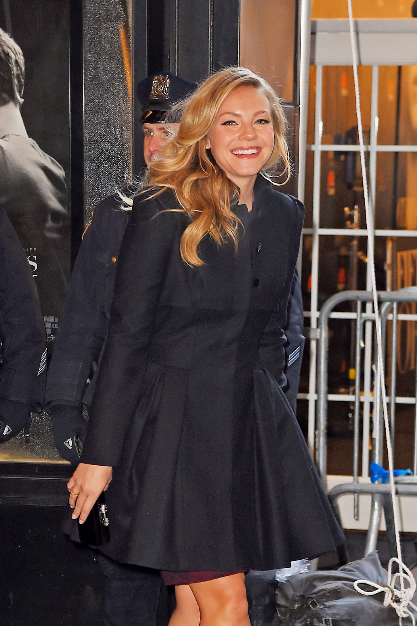 Eloise Mumford: Leaving the Today Show -01   GotCeleb