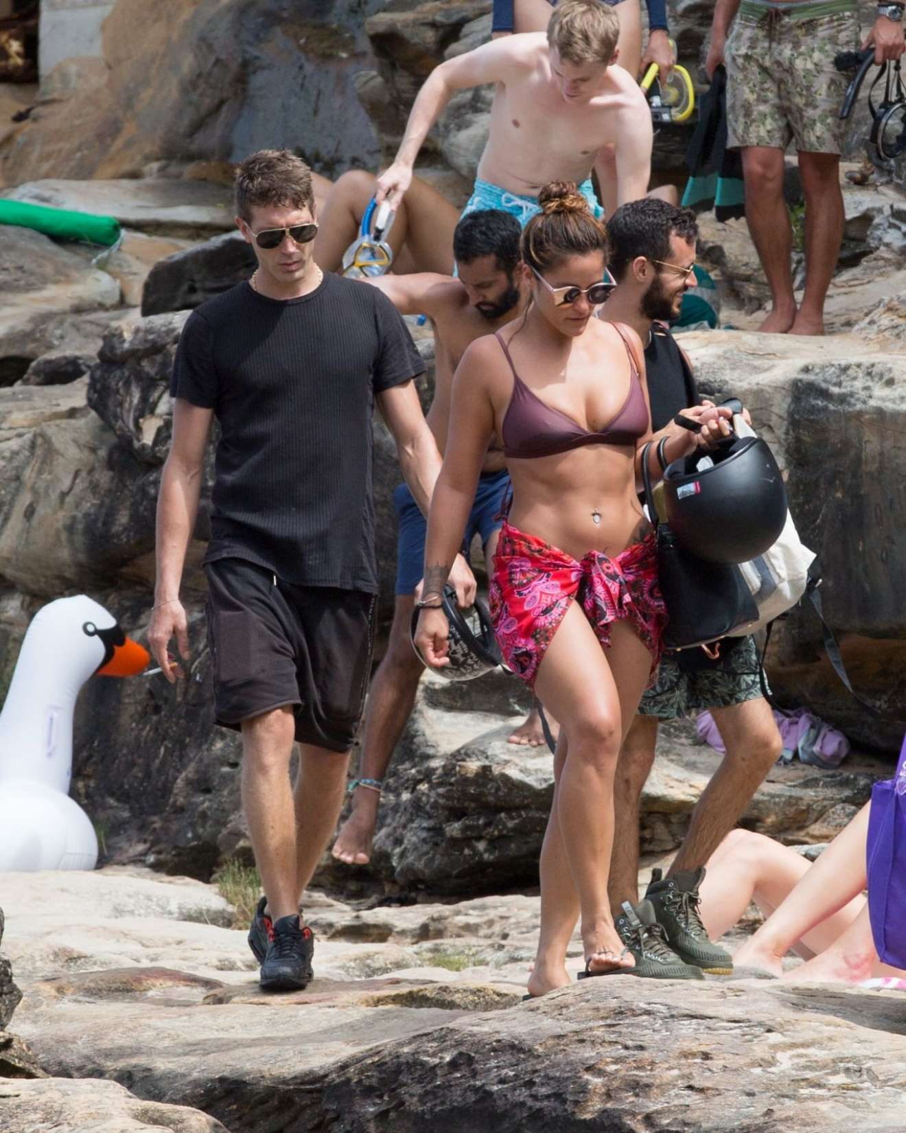 see through Leaked Elora Tahiti naked photo 2017