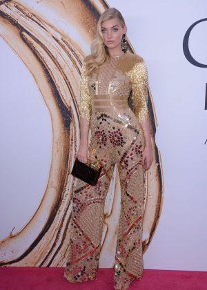 Elsa Hosk - 2016 CFDA Fashion Awards in New York