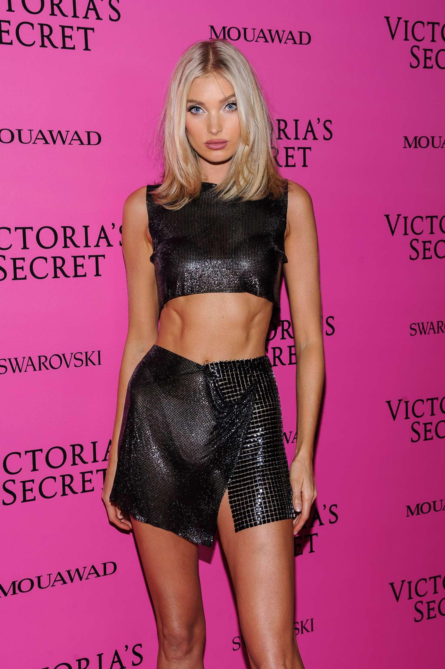 Elsa Hosk - 2017 Victoria's Secret Fashion Show After Party in Shanghai