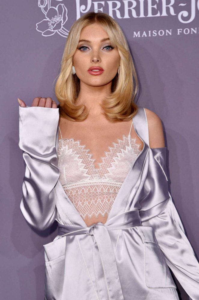 Elsa Hosk - 2018 amfAR Gala in New York