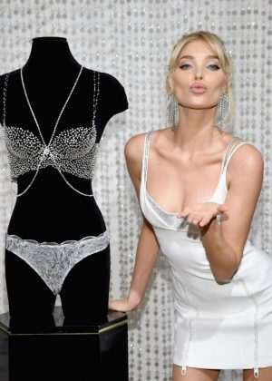 Elsa Hosk - 2018 Dream Angels Fantasy Bra in the VS Fashion Show in New York