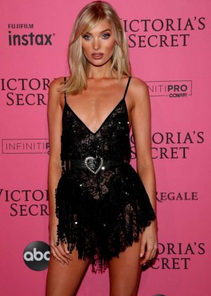 Elsa Hosk - 2018 Victoria's Secret Fashion Show After Party in NY