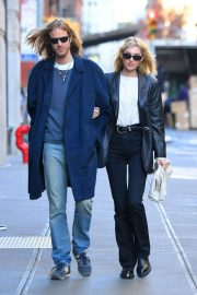 Elsa Hosk and Tom Daly - Out in SoHo