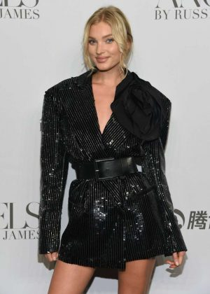 Elsa Hosk - 'ANGELS' by Russell James Book Launch and Exhibit in NY
