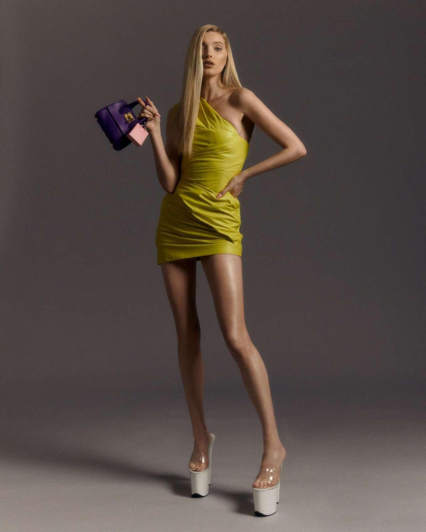 Elsa Hosk - Big Fashion CR 2019 Photoshoot